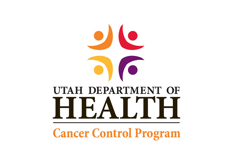 Utah Department of Health Cancer Control Program Logo